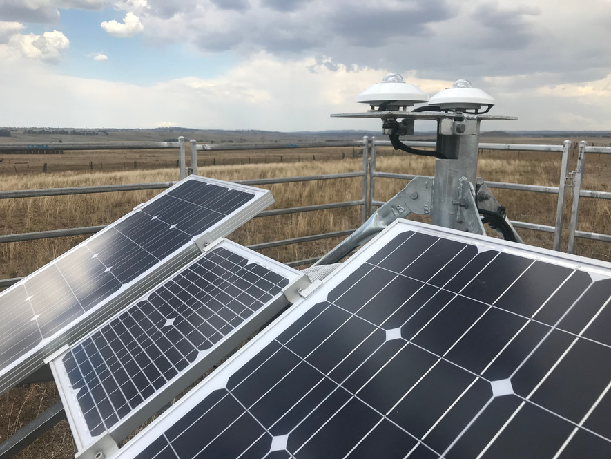Amendment Report submitted for New England Solar Farm