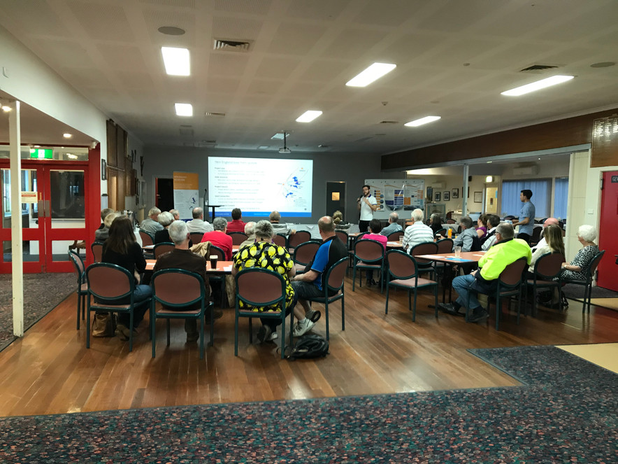 Community Drop-In Session at The Uralla Bowling Club
