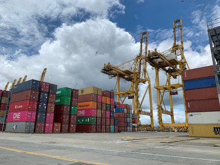Escasez de contenedores a nivel mundial internacional