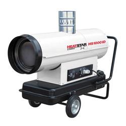 HS1000ID Heavy Duty Indirect-Fired Heater, 110,000 BTU Hr.