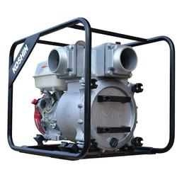 KTH100S - Koshin 4'' Trash Pump Honda GX390 Gas Engine