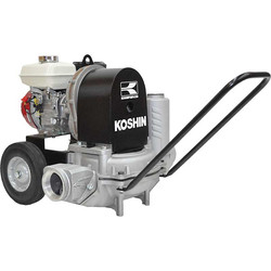 KDP50X - Koshin 2'' Diaphragm Pump Honda GX120 Gas Engine