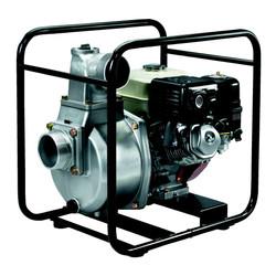 SEH100T - Koshin 4'' Semi Trash Pump Honda GX240 Gas Engine