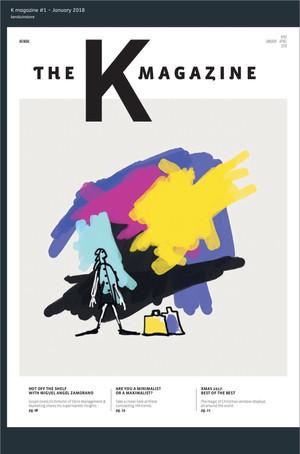 K Magazine (2018)