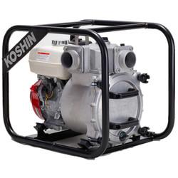 KTH80S - Koshin 3'' Trash Pump Honda GX270 Gas Engine