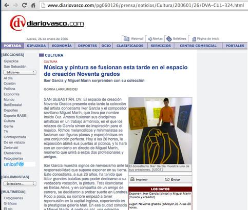 El Diario Vasco (2005)