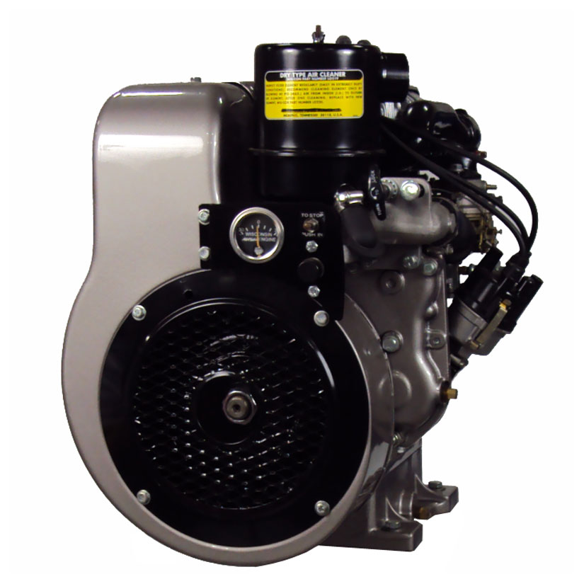 Wiscinsin Engine Model - THD - TJD, 16-18hp