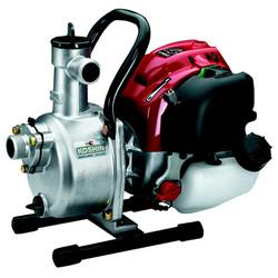 SEH25L - Koshin 1'' Clear Water Pump Honda GX25 Gas Engine