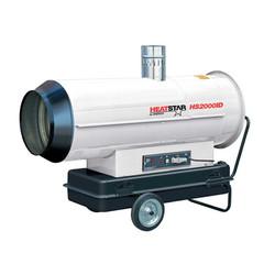 HS2000ID Heavy Duty Indirect-Fired Heater, 205,000 BTU Hr.