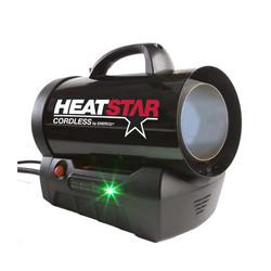 HS35CLP Cordless Forced Air Propane Heater 35,000 BTU Hr.