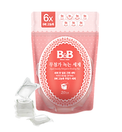 B&B Laundry Detergent Pack