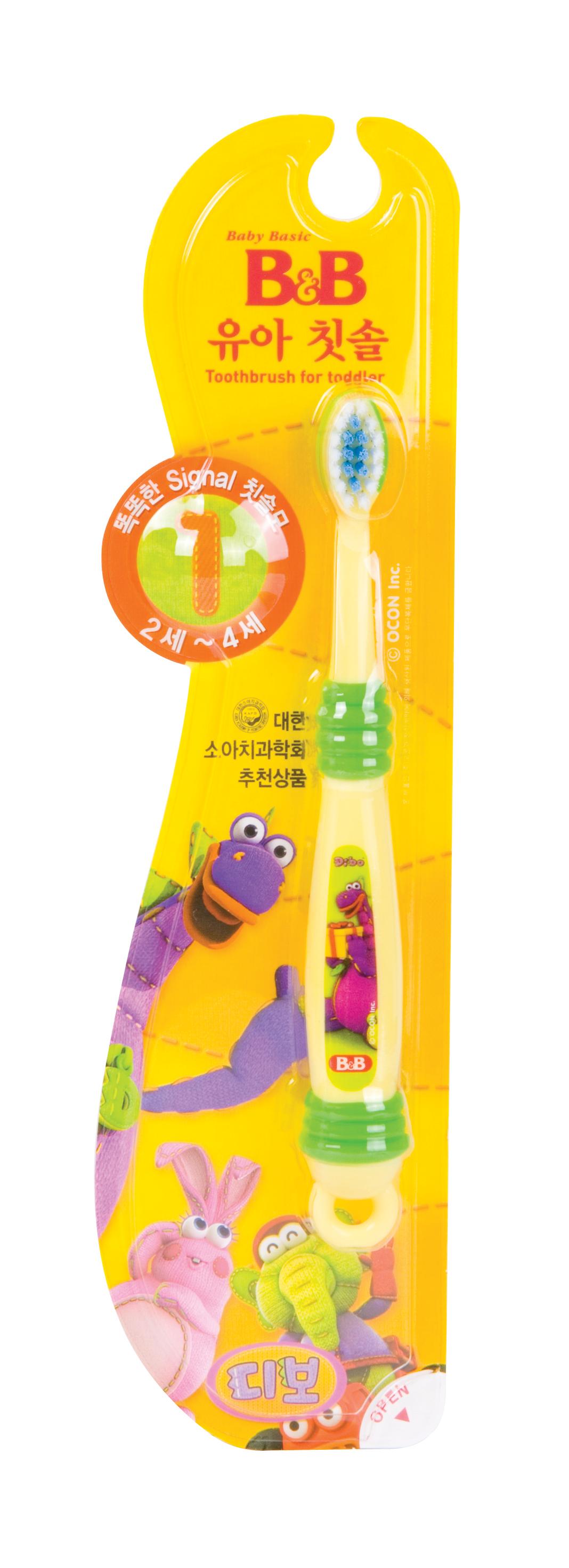 B&B Toothbrush