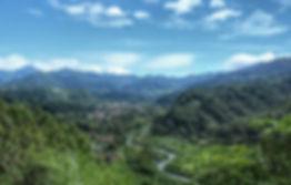 boquete vista de lejos