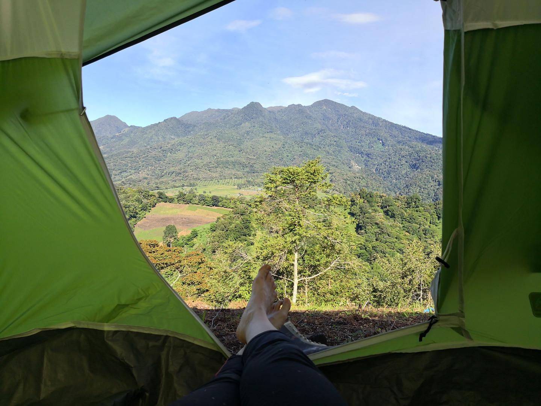 Camping En el Cielo / Camping in Heaven