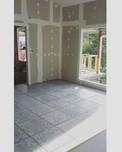 Ya la recepción tiene piso!_--------------------------------_The reception has a floor alr