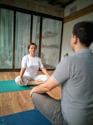 Clases de Yoga / Yoga Sessions
