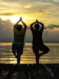 Yoga Retreat at the Sea
