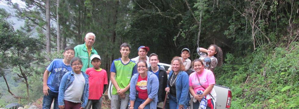 Team Eco-Horqueta Inicios