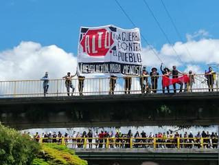 Luego de la Comisión Interamericana de Derechos Humanos, la represión contra las marchas continúa