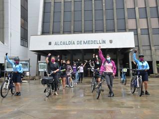 """Rutas de """"Al Trabajo en Bicicleta"""" están activas todos los viernes en Medellín"""