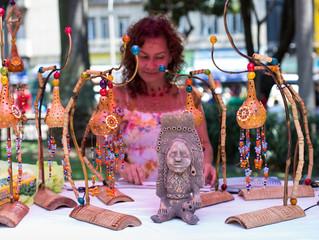 IV fase de la Convocatoria de Estímulos para el Arte y la Cultura en artesanías y otras