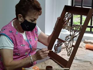 En la comuna 10, el 65 % de beneficiarios del componente de Formación Artística fueron mujeres