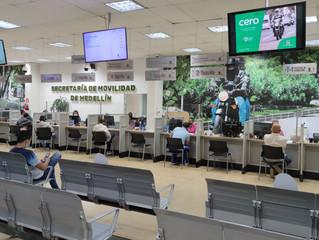 Medellinenses ya pueden acceder a descuentos en el pago de multas de tránsito