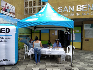 Feria de Inquilinatos Medellín