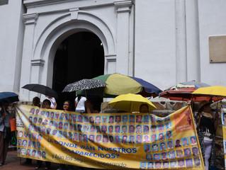 Madres de La Candelaria:                    20 años de lágrimas