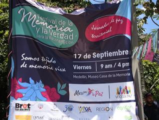 Festival de la Memoria y la Verdad visibilizó el trabajo de diferentes organizaciones