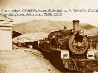 Los ferrocarriles y el tren de la basura