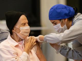 Nuevos puntos de vacunación en Popular, Santa Cruz y Aranjuez