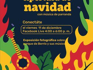 Apertura de Navidad con Música Parrandera
