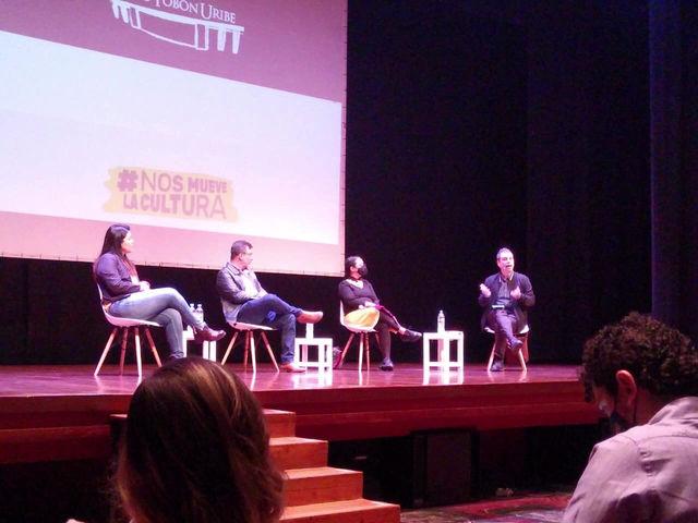 En el sector cultura: panelistas llaman a un trabajo conjunto y desde los territorios