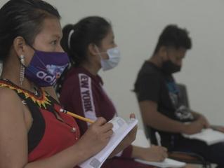 Se fortalecen habilidades para emprendimiento y empleo de la población Indígena en Medellín.
