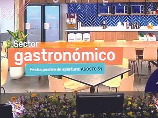 Plan de apertura para la economía    de Medellín
