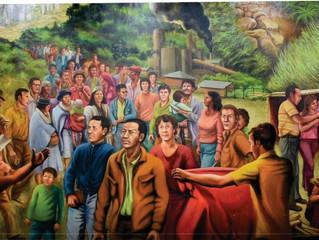 Manifestaciones artísticas e historias en el barrio San Benito