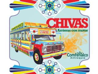 Exposición virtual rinde tributo al arte de las 'chivas'