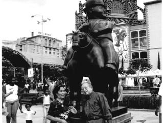 Recuperarán la Plaza Botero, del Centro de Medellín