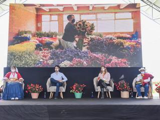 Del 1 al 8 de noviembre: Feria de las Flores 2020
