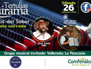 Tertulias Quirama: Historia y evolución del vallenato