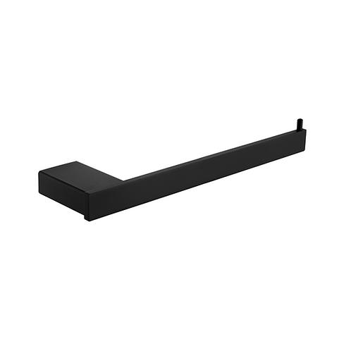 New arrival*black modern bathroom thin towel rail
