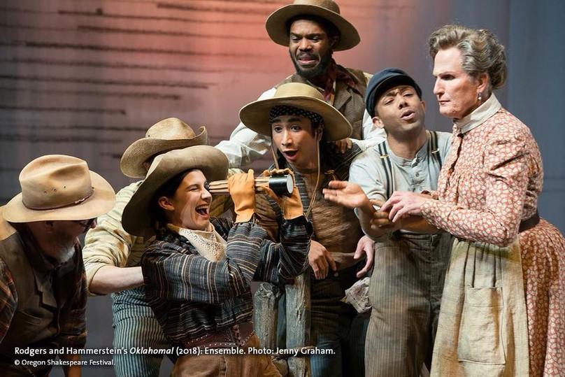 Oklahoma! (Oregon Shakespeare Festival)