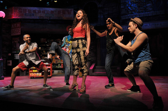 In The Heights (SpeakEasy Stage Company)