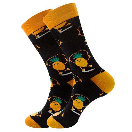 Funny Socks By Piña - Skipping Pina