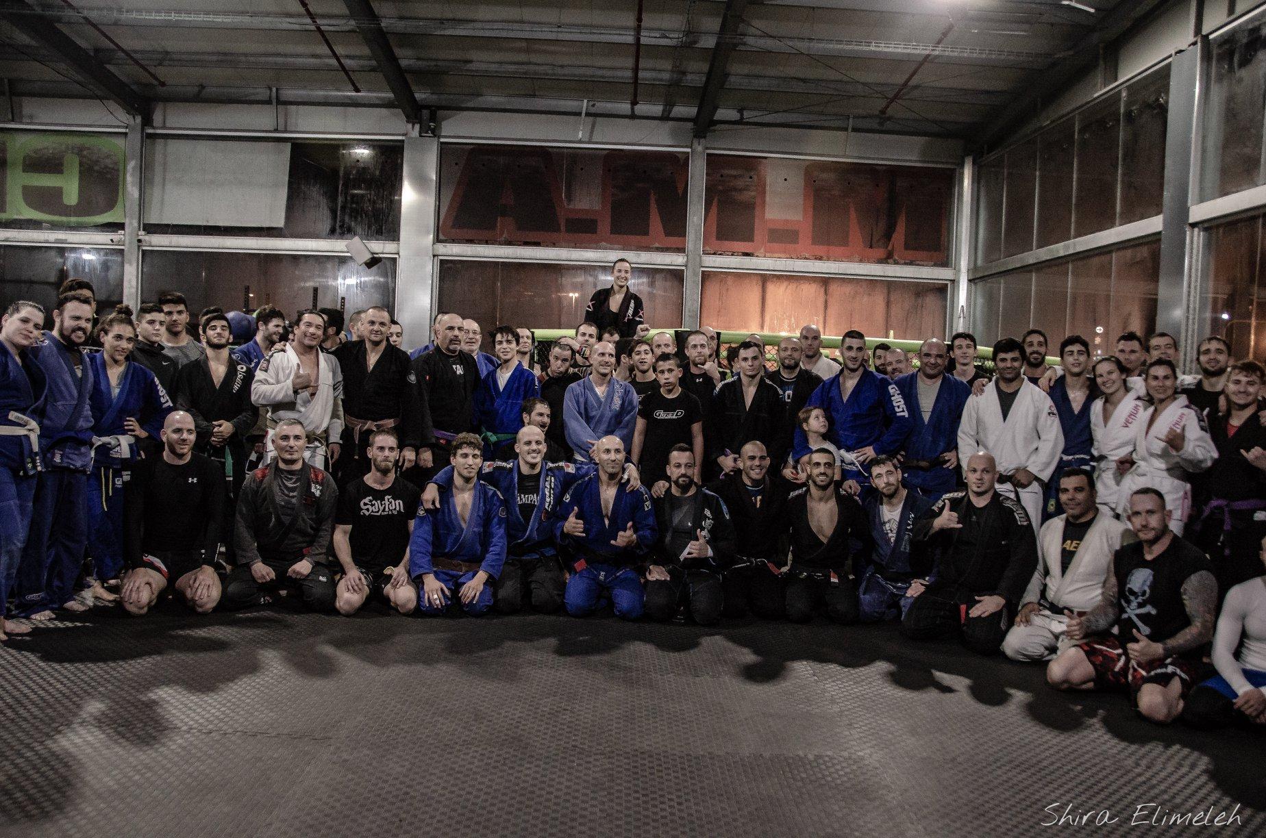 Team Weizmann MAA - אומנויות לחימה