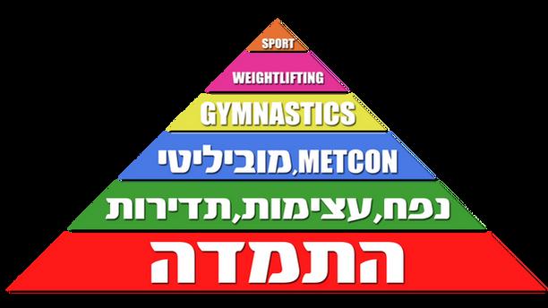 סדר עדיפויות באימון גופני כללי ותזונה