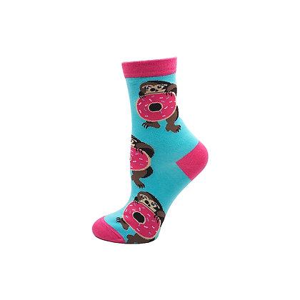 Funny Socks By Piña - Donut Hug