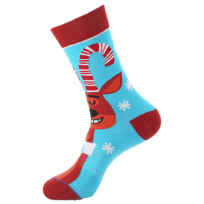 Funny Socks By Piña - Xmas Deer
