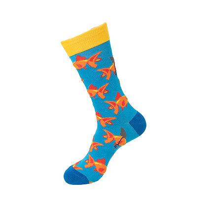 Funny Socks By Piña - Goldfish Memories